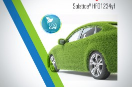 1234 yf - Honeywell Solstice™ yf : energy efficiency, safety, respect for the environment