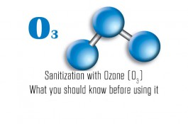 Sanitization with Ozone: what you should know before using it